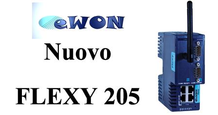 Nuovo FLEXY 205