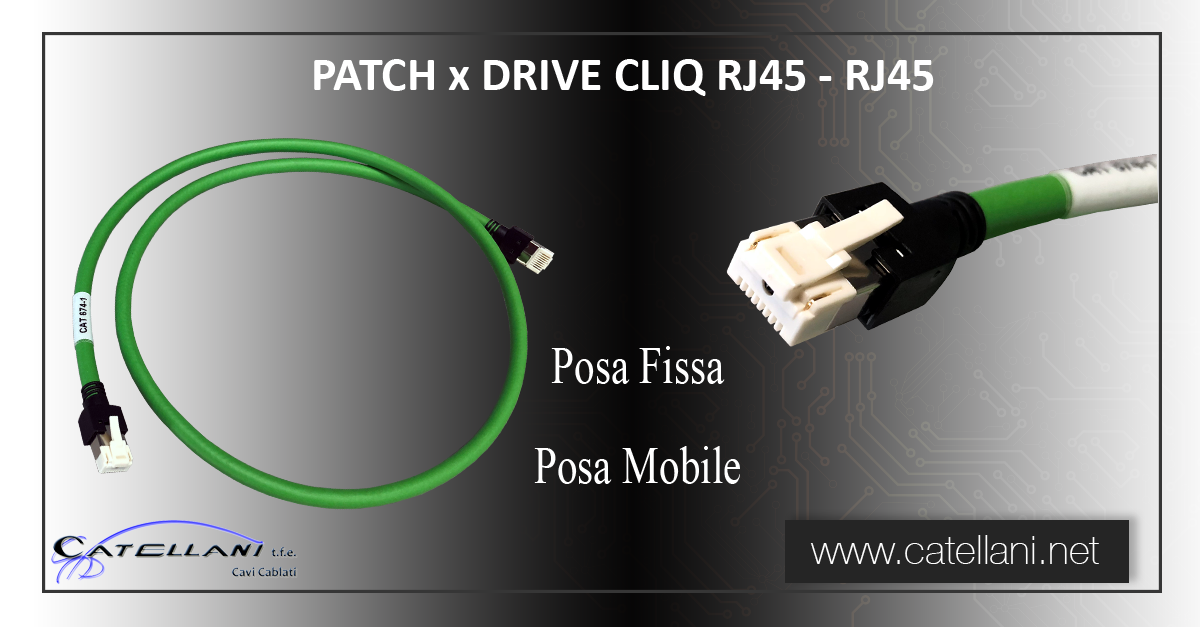 Patch Drive Cliq