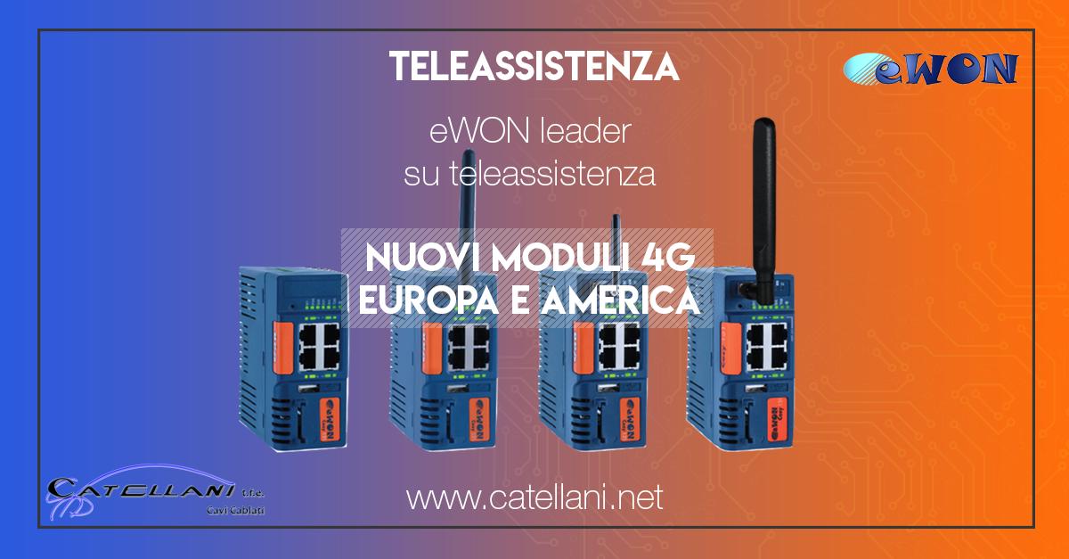 Teleassistenza EWON
