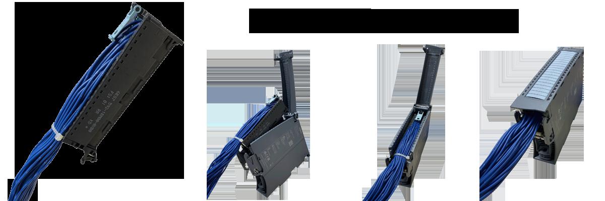 Connettori Precablati Siemens S7-1500